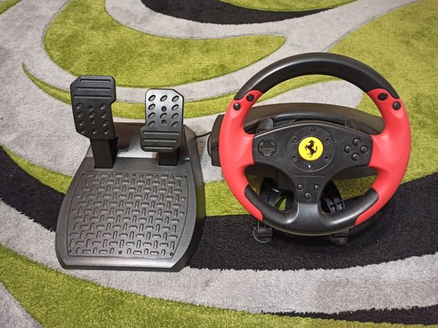 Kierownica do gier Ferrari