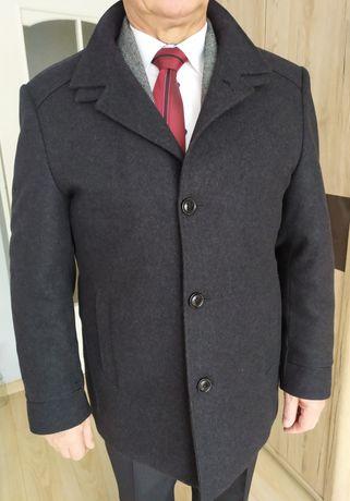 Płaszcz zimowy męski