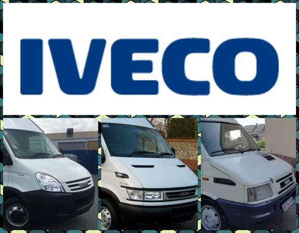 Разборка Iveco Daily E2, E3, E4 запчасти Ивеко Дейли 1996 - 2011