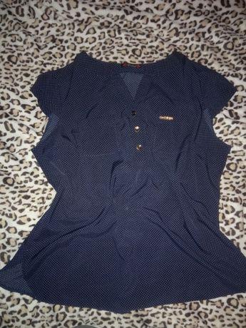 Блуза футболка 56р