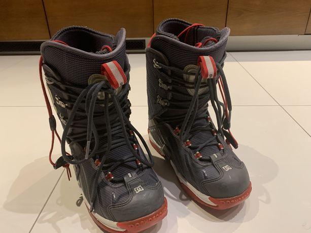 Buty snowboardowe roz. 42 DC Shoe USA