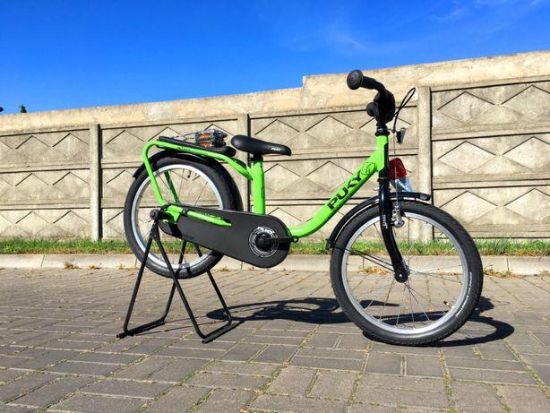 """*Rower Dziecięcy PUKY Z8 STEEL KIWI* Koła 18"""" Superlekki -40% Ceny!!!"""