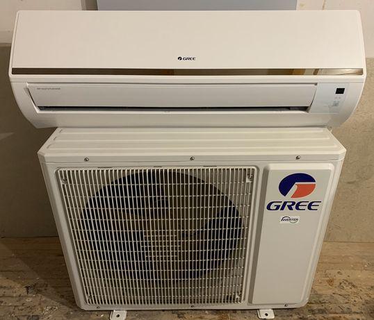 Инверторный кондиционер Gree 24 (до 80 м2)