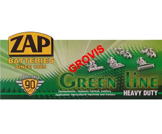 NOWY Akumulator 12V 180Ah 1000A Green ZAP SZNAJDER BATTERIEN 185Ah190