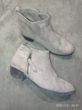 Сапоги, ботинки, казаки 19,5 см