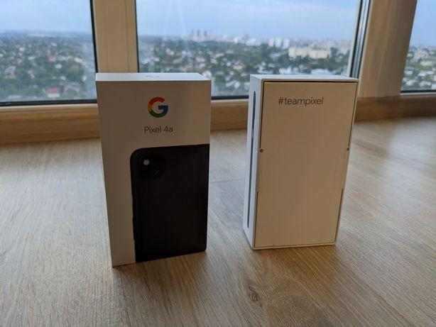 Google pixel 4a скоро в наличии