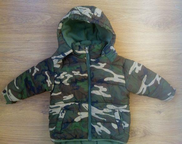 Куртка зимова 24міс. Куртка зимняя на 86-92 см