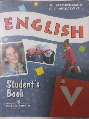 Книга Англійська мова