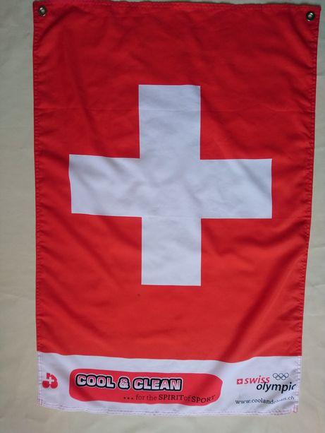Плакат Швейцарії спортивний