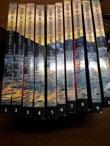 Książki 10szt