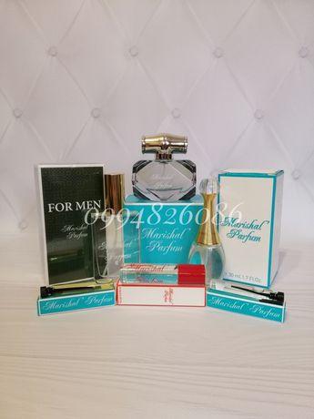 Концетровані масляні парфуми  масляные духи Marishal' Parfum Gold Lion