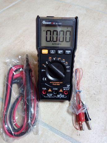 Multimetro Mustool MT108T Escala Automática Fantástico! Opportunidade