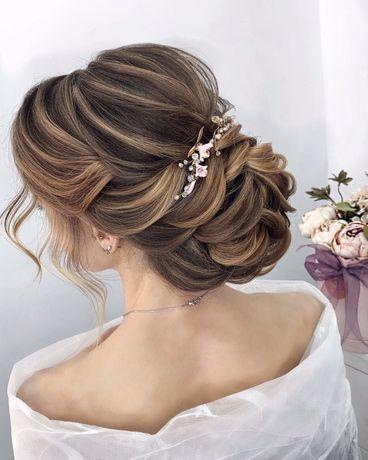 Свадебный стилист-имиджмейкер, сложное окрашивание