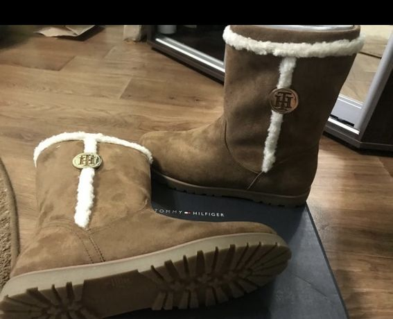 Зимние сапоги, ботинки Tommy Hilfiger