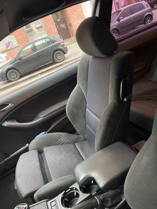 Салон сидения электро спортситы (рекаро) е46 купе Киев - изображение 1
