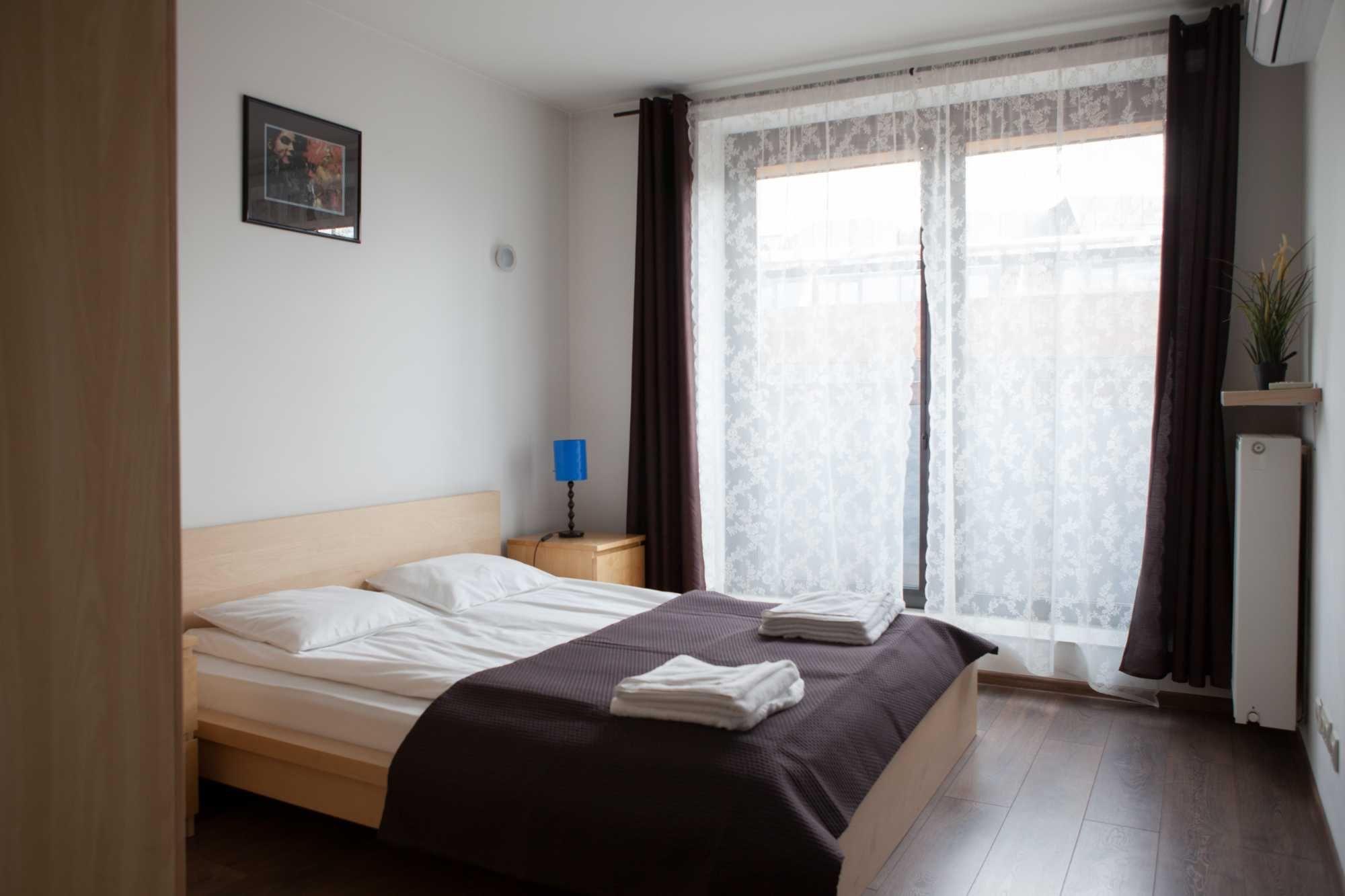 Atrakcyjny dwupokojowy apartament w samym centrum -Angel City AC019