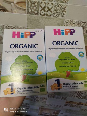 Суміш Hipp organic