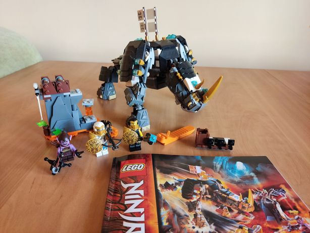 LEGO Ninjago Rogaty stwór Zane'a 71719