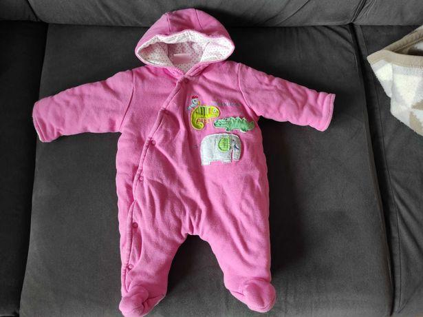 Wyprawka dla noworodka 0-3mies 56-62-male 68 ubranka dla dziewczynki