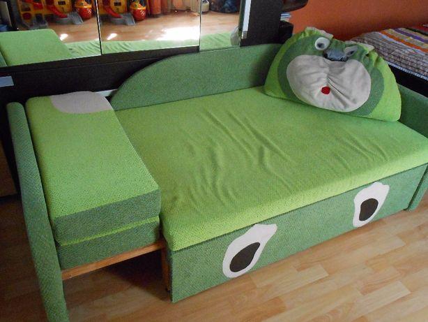Детская кровать-диван б/у