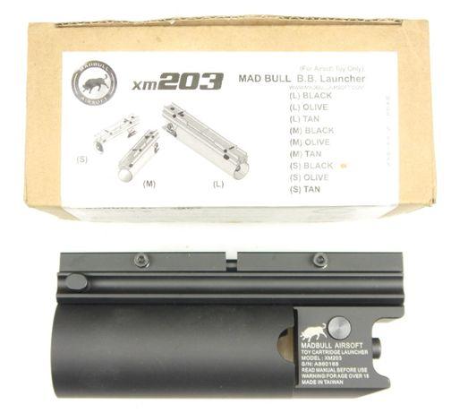 Granatnik MadBull XM203 ASG