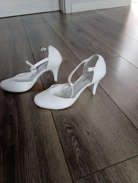 Buty ślubne Bluszczów - image 1