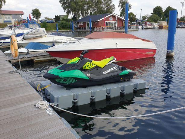Platforma pływająca pomost skuter wodny Seadoo SPARK Sea doo RXP GTX