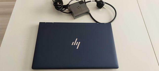 Laptop HP Elite Dragonfly x360 Intel i5 8/256GB 10Pro Jak nówka