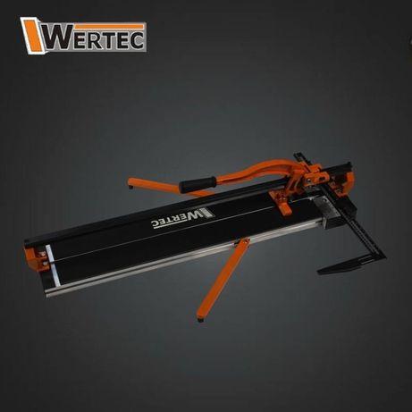 Maszynka do ciecia glazury gresu PRO 800mm WERTEC