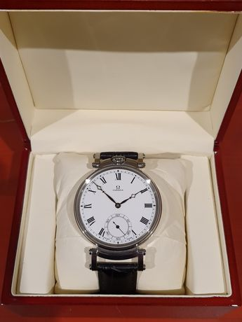Zegarek szwajcarski Omega - klasyk