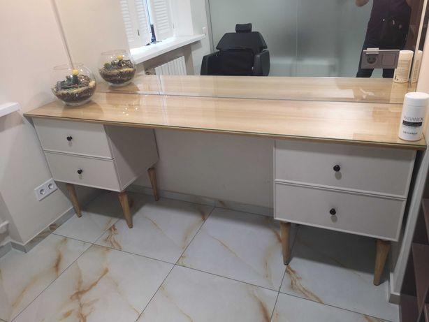 Мебель в парикмахерскую, ресепшн, столы, стеллажи, стулья