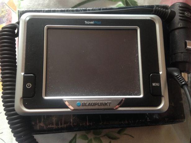 GPS навигатор Blaupunkt
