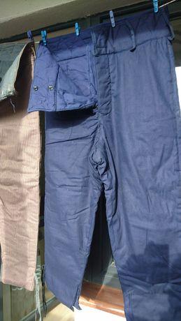 Ватні штани на риболовлю