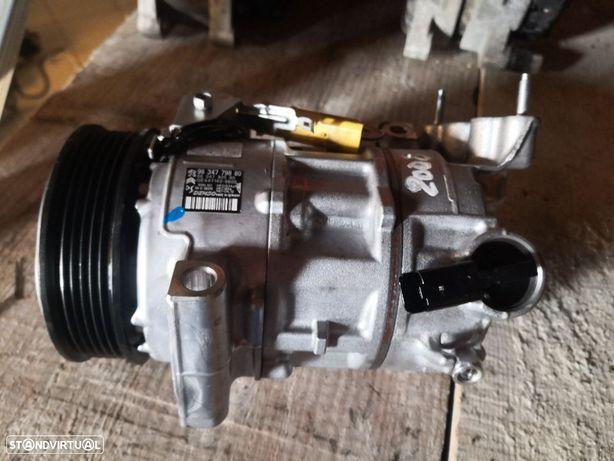 Compressor de ar condicionado PSA 9834779880