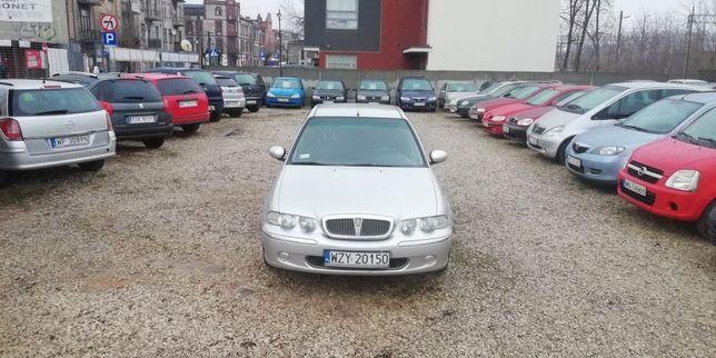 Rover 45 - 2004 rok