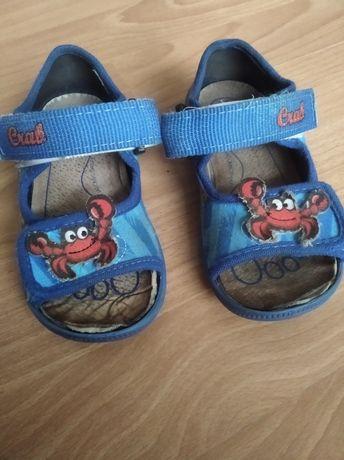 Sandały raczki rozmiar 24