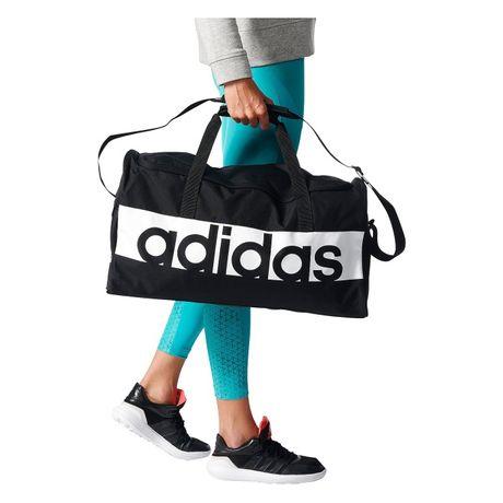Torba sportowa na siłownię fitness fit Adidas LIN PER TB M - nowa