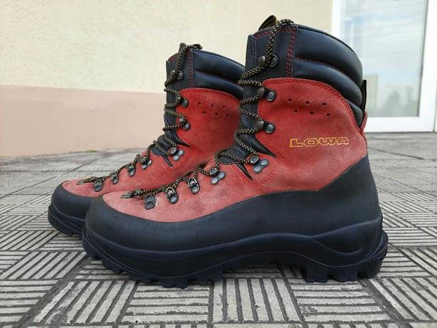 Высокогорные ботинки Lowa Scarpa salewa salomon la sportiva Mendl