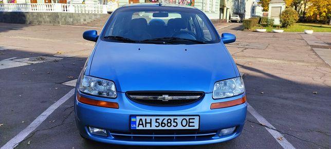 Продам Chevrolet Aveo 2005 года