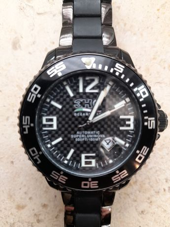 Relógio  3H oceandiver automatic
