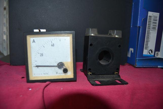 Amperimetro antigo