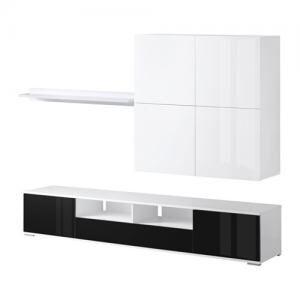 Szafka RTV , IKEA, komplet; meble tv