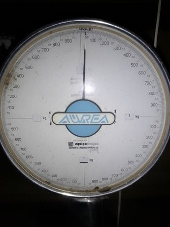 Balança Aurea 20 kg