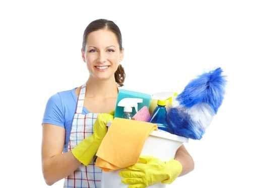 Прибирання будинків, квартир, приміщень