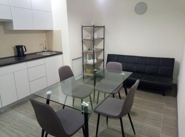 Сдам 1-к. квартиру (спальня + кухня-студия) в жк Аксиома м.Научная