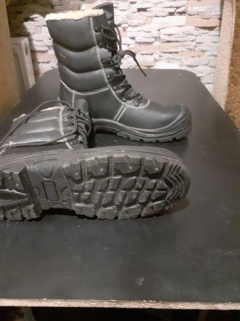 Ботинки высокие на меху