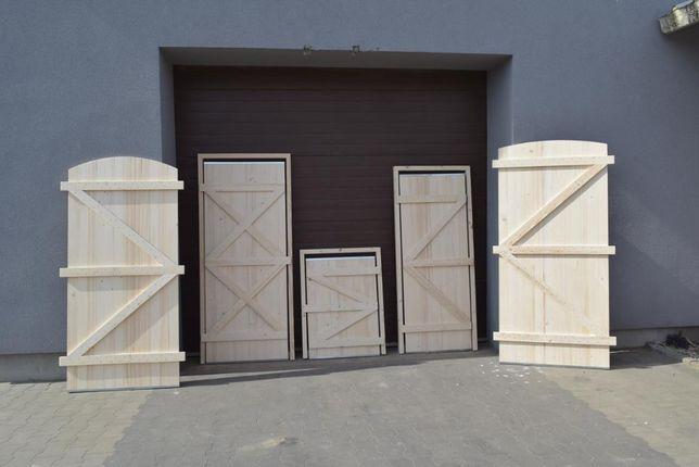 Drzwi do szopek ,drzwi do altanek ,drzwi do piwniczek