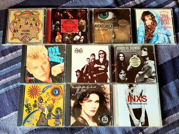 Lote de 10 CDs - Rock 3 (Portes Grátis)
