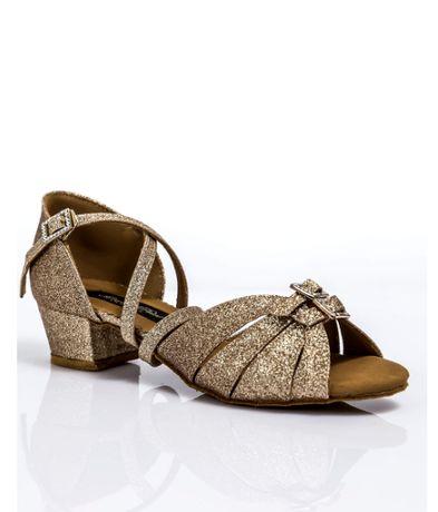 Туфли бальные блок каблук JIVE