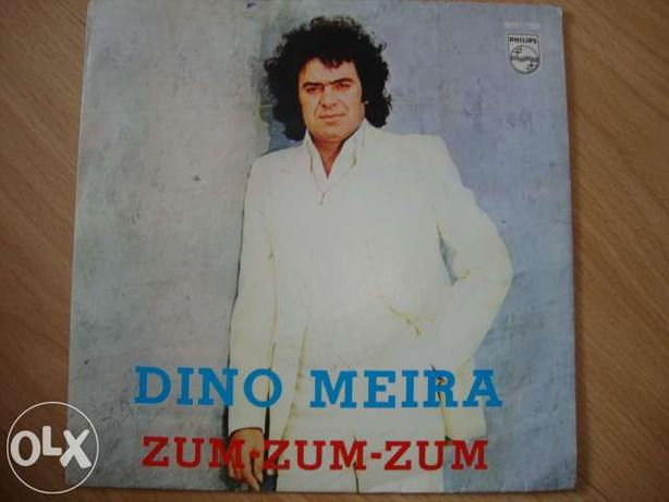 Disco vinil Dino Meira